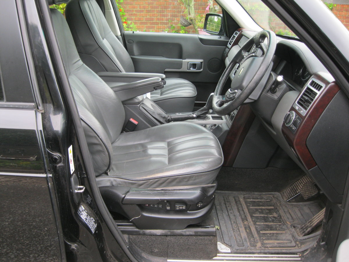 2005 range rover vogue td6, looks great For Sale (picture 6 of 6)