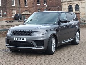 Picture of 2018 Range Rover Sport SDV6 Autobiography 7-Seater SOLD