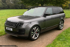 SAVE £45000 Off - Range Rover SVAutobiography - Huge Spec