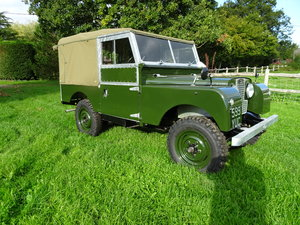 Picture of 1956 Series 1 Land Rover