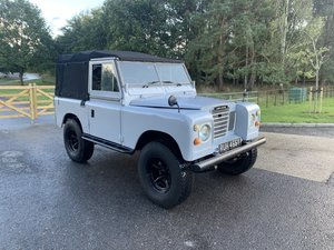 Picture of 1982 Series 3 Land Rover V8
