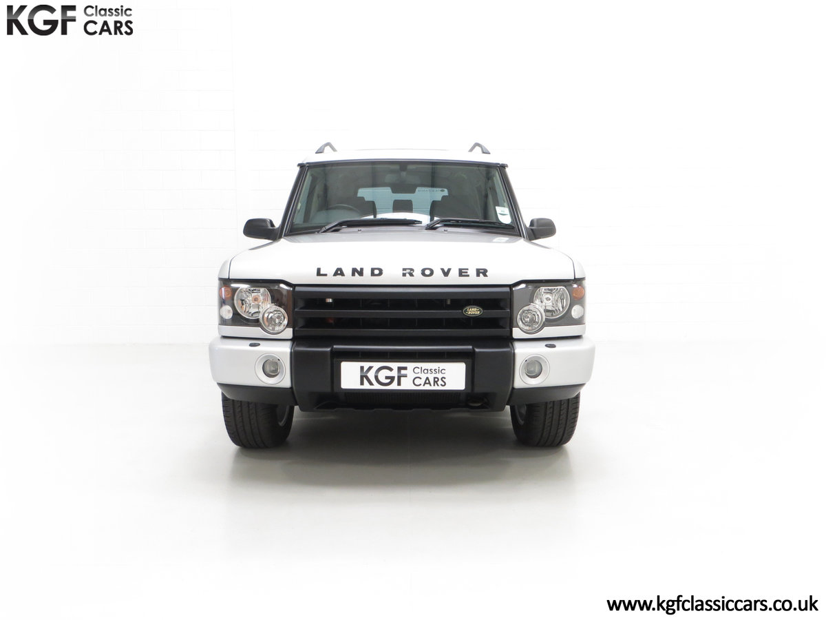 2003 An Exceptional Land Rover Discovery TD5 XS with 40,485 Miles SOLD (picture 3 of 24)