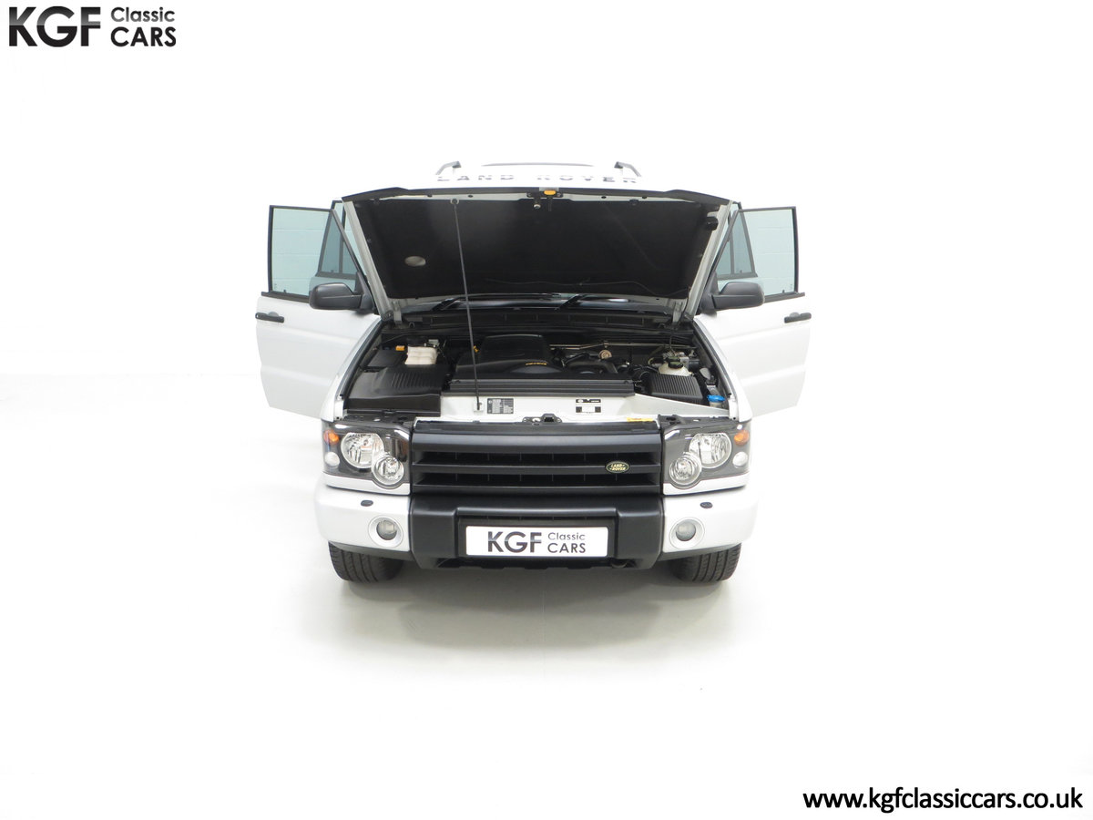 2003 An Exceptional Land Rover Discovery TD5 XS with 40,485 Miles SOLD (picture 4 of 24)
