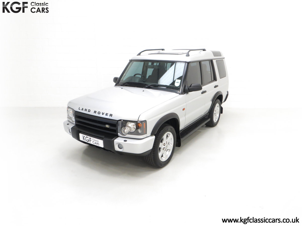2003 An Exceptional Land Rover Discovery TD5 XS with 40,485 Miles SOLD (picture 5 of 24)