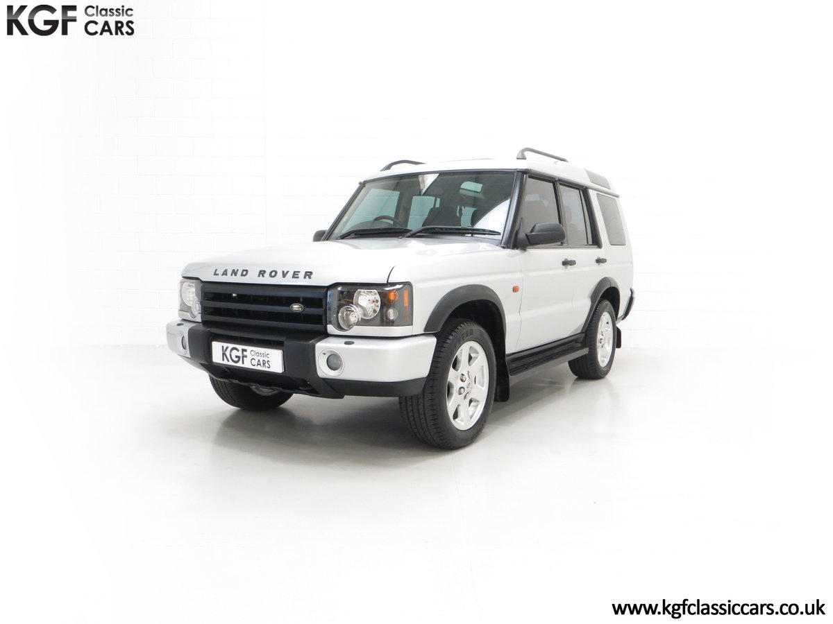 2003 An Exceptional Land Rover Discovery TD5 XS with 40,485 Miles SOLD (picture 6 of 24)