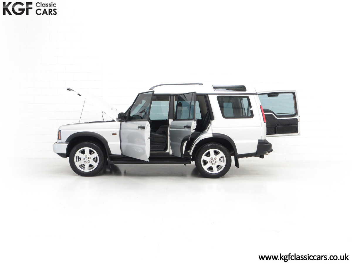 2003 An Exceptional Land Rover Discovery TD5 XS with 40,485 Miles SOLD (picture 7 of 24)