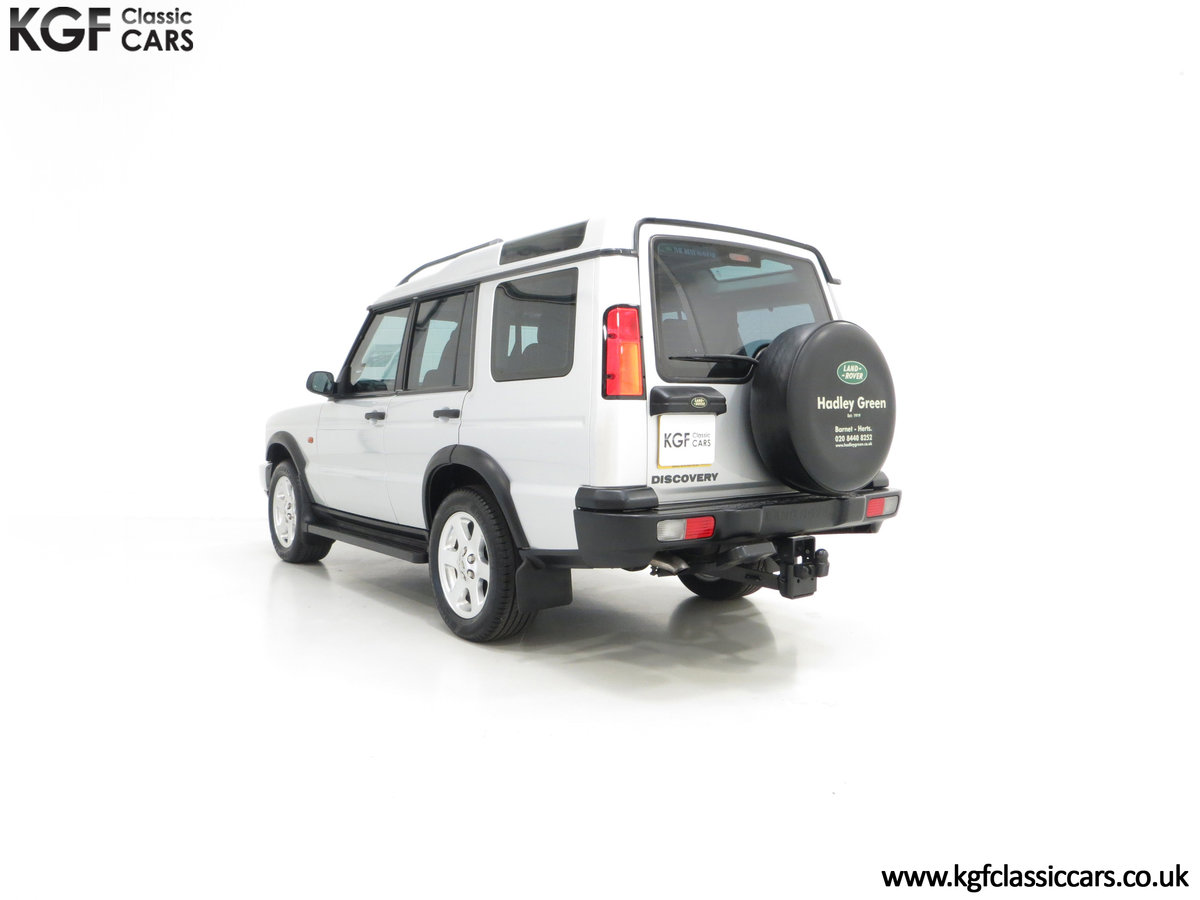 2003 An Exceptional Land Rover Discovery TD5 XS with 40,485 Miles SOLD (picture 8 of 24)