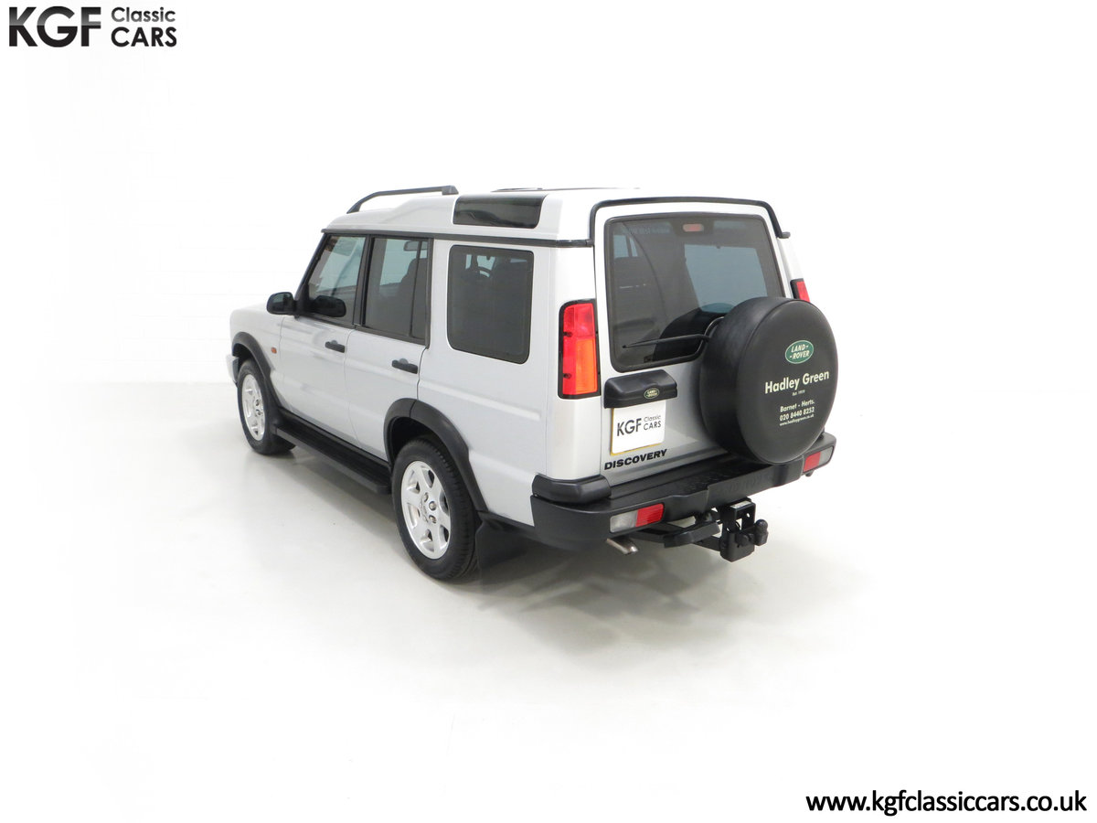 2003 An Exceptional Land Rover Discovery TD5 XS with 40,485 Miles SOLD (picture 9 of 24)