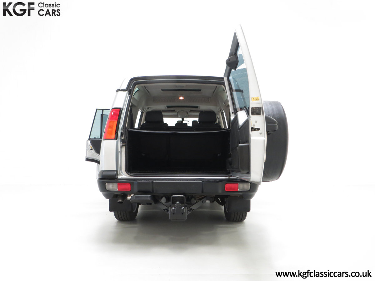 2003 An Exceptional Land Rover Discovery TD5 XS with 40,485 Miles SOLD (picture 11 of 24)