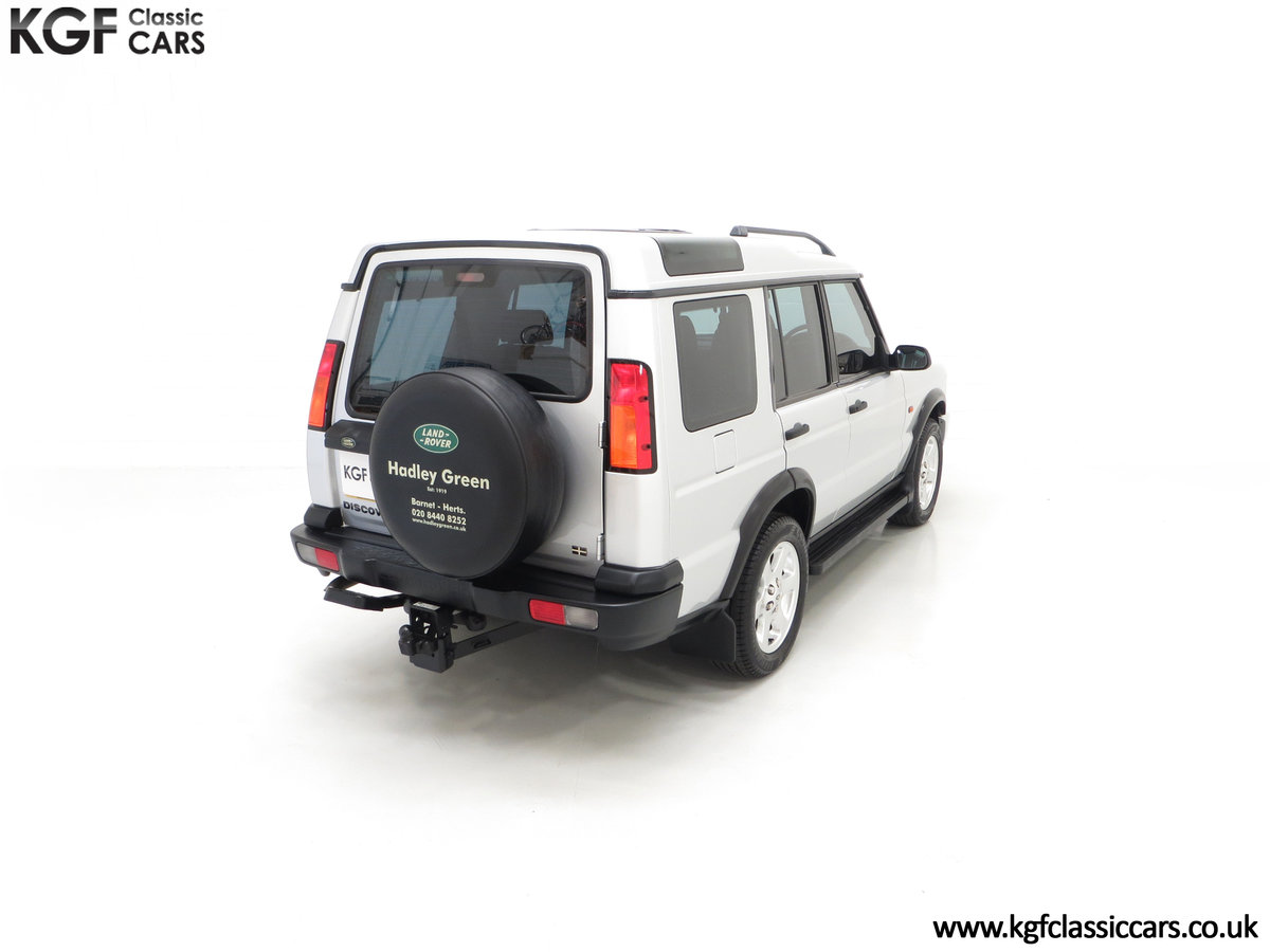 2003 An Exceptional Land Rover Discovery TD5 XS with 40,485 Miles SOLD (picture 12 of 24)