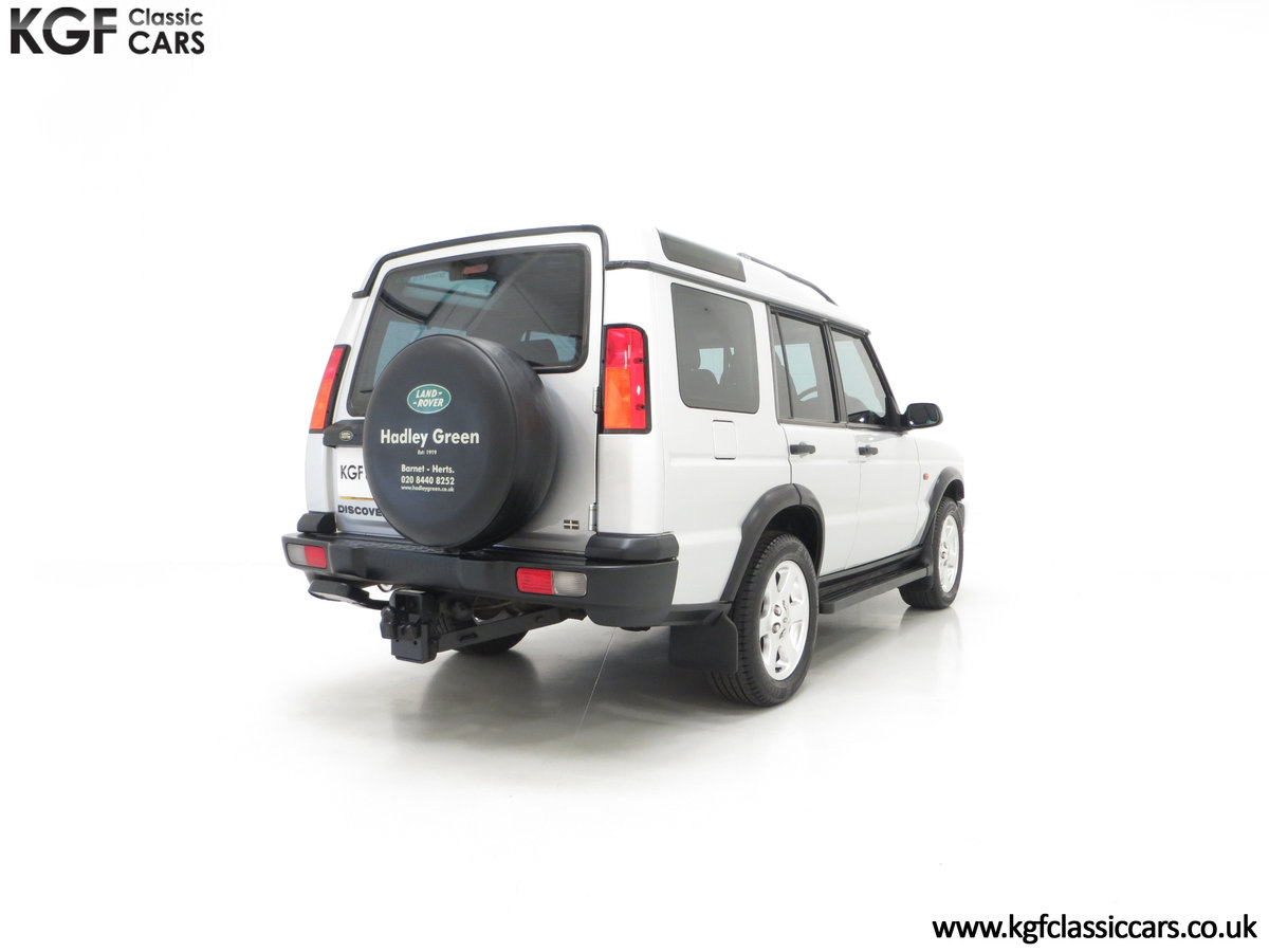 2003 An Exceptional Land Rover Discovery TD5 XS with 40,485 Miles SOLD (picture 13 of 24)