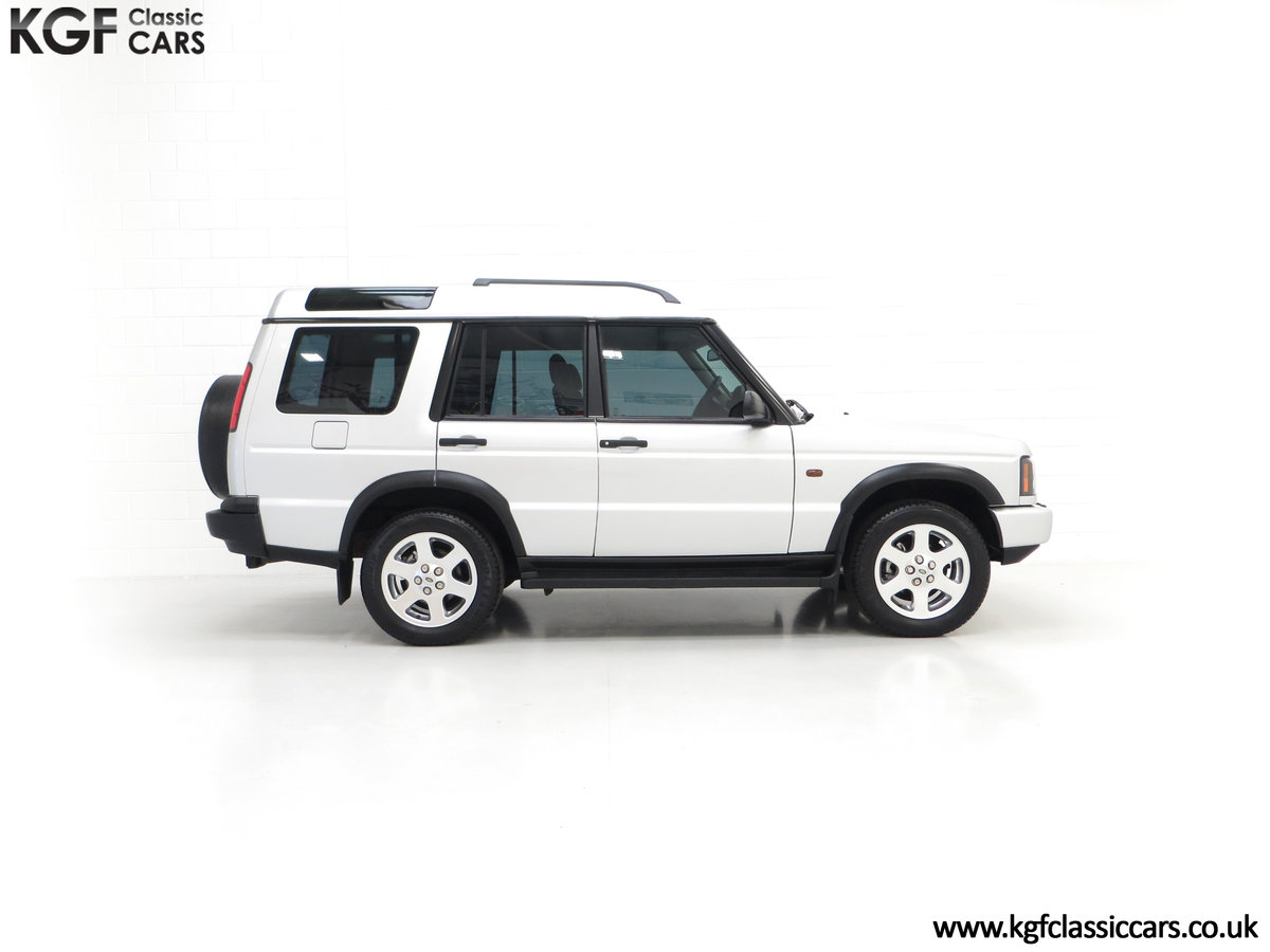 2003 An Exceptional Land Rover Discovery TD5 XS with 40,485 Miles SOLD (picture 14 of 24)
