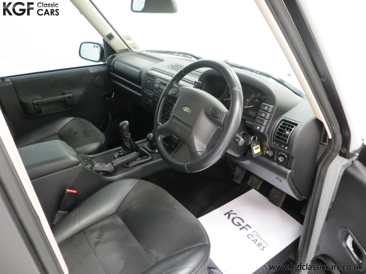 2003 An Exceptional Land Rover Discovery TD5 XS with 40,485 Miles SOLD (picture 18 of 24)