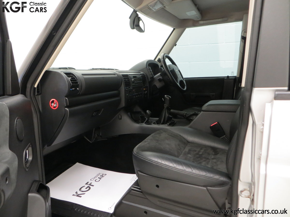 2003 An Exceptional Land Rover Discovery TD5 XS with 40,485 Miles SOLD (picture 19 of 24)
