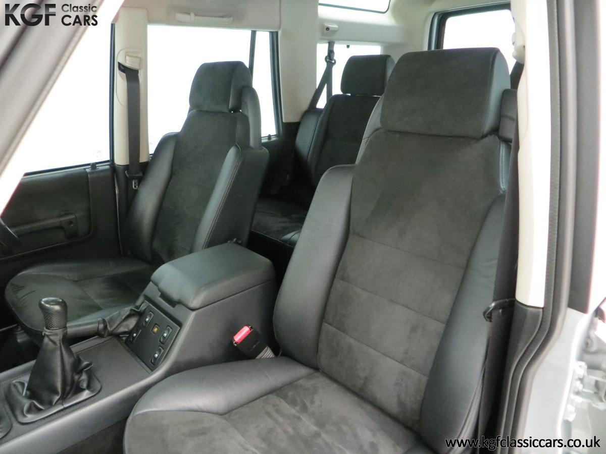 2003 An Exceptional Land Rover Discovery TD5 XS with 40,485 Miles SOLD (picture 20 of 24)