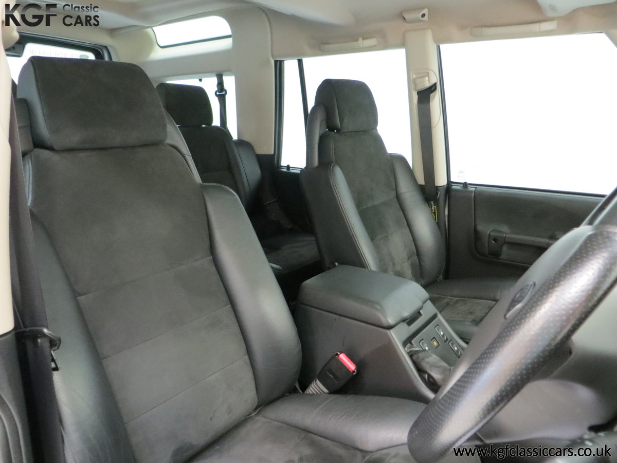 2003 An Exceptional Land Rover Discovery TD5 XS with 40,485 Miles SOLD (picture 22 of 24)