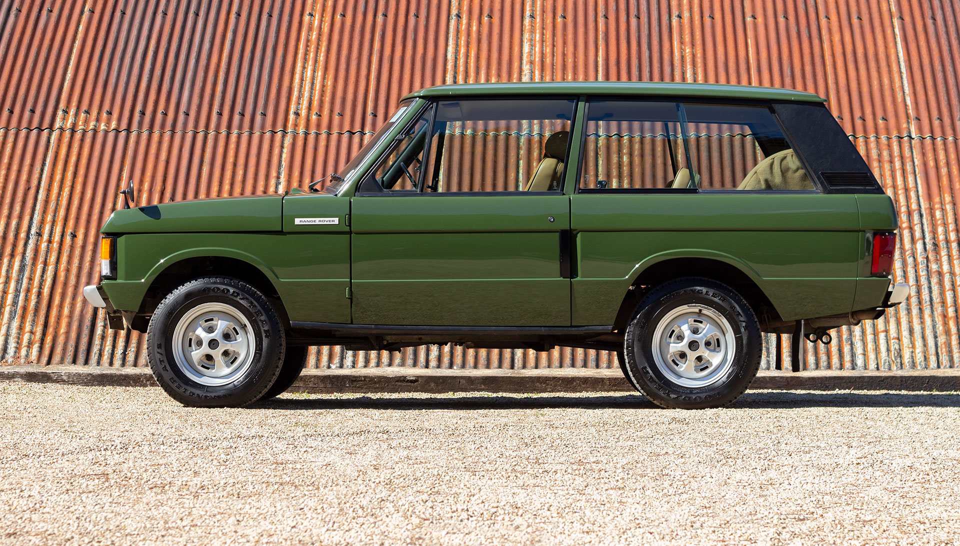 1976 Range Rover Suffix D For Sale (picture 1 of 20)