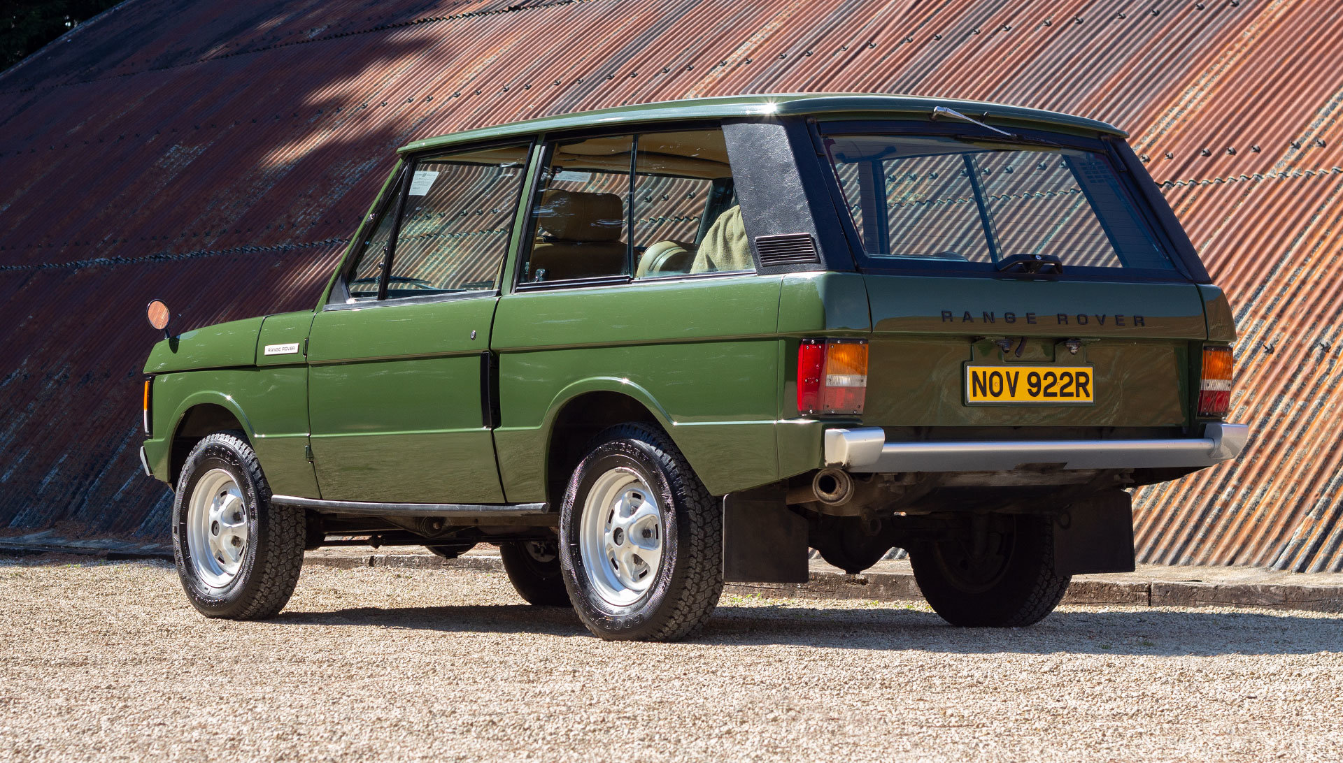 1976 Range Rover Suffix D For Sale (picture 3 of 20)