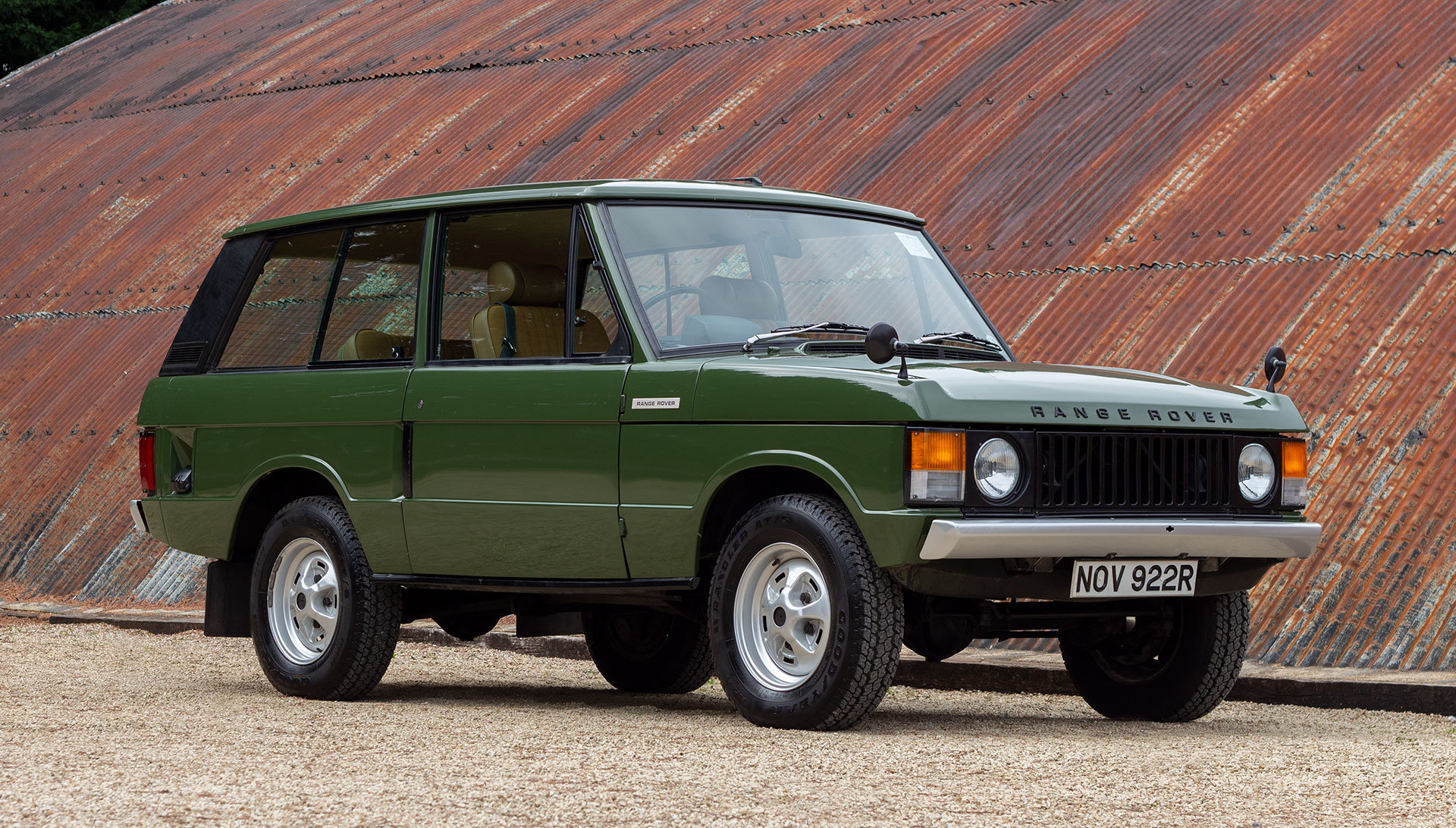 1976 Range Rover Suffix D For Sale (picture 4 of 20)