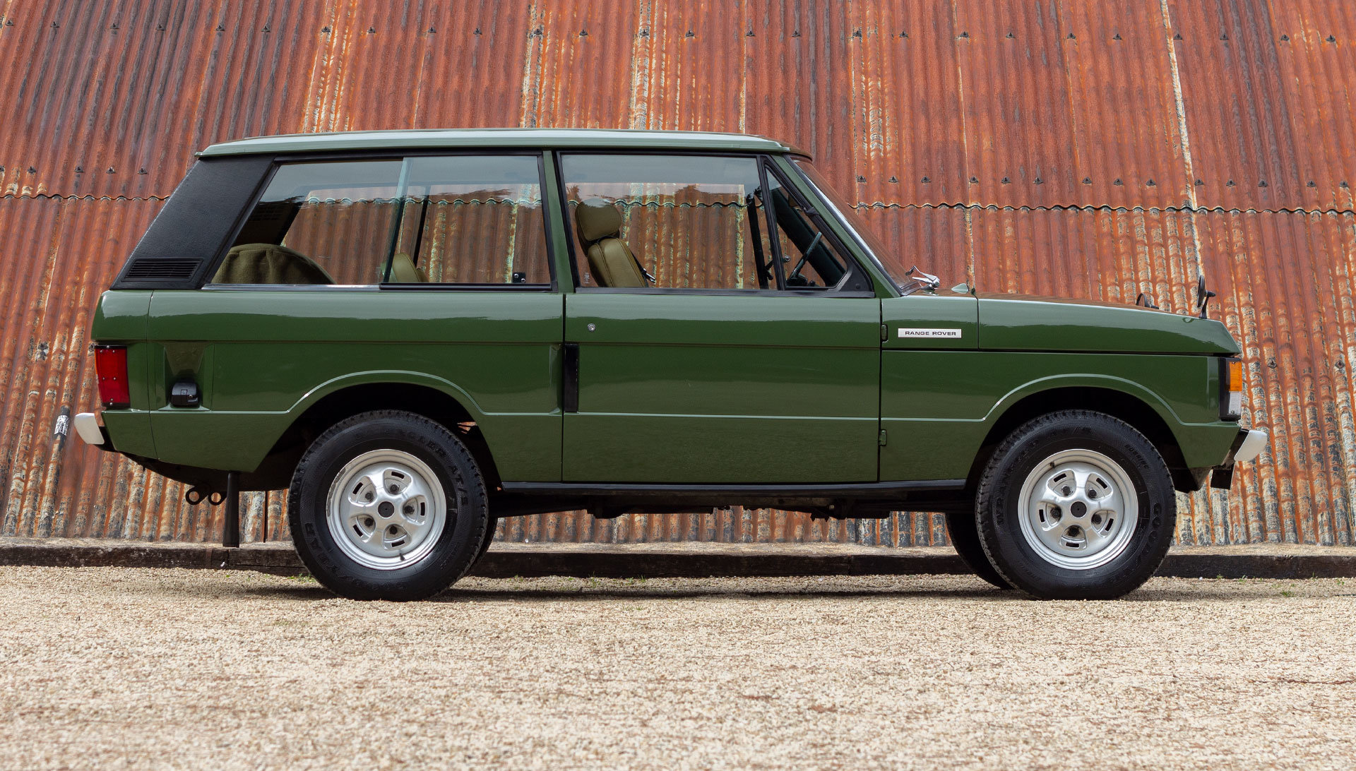 1976 Range Rover Suffix D For Sale (picture 5 of 20)