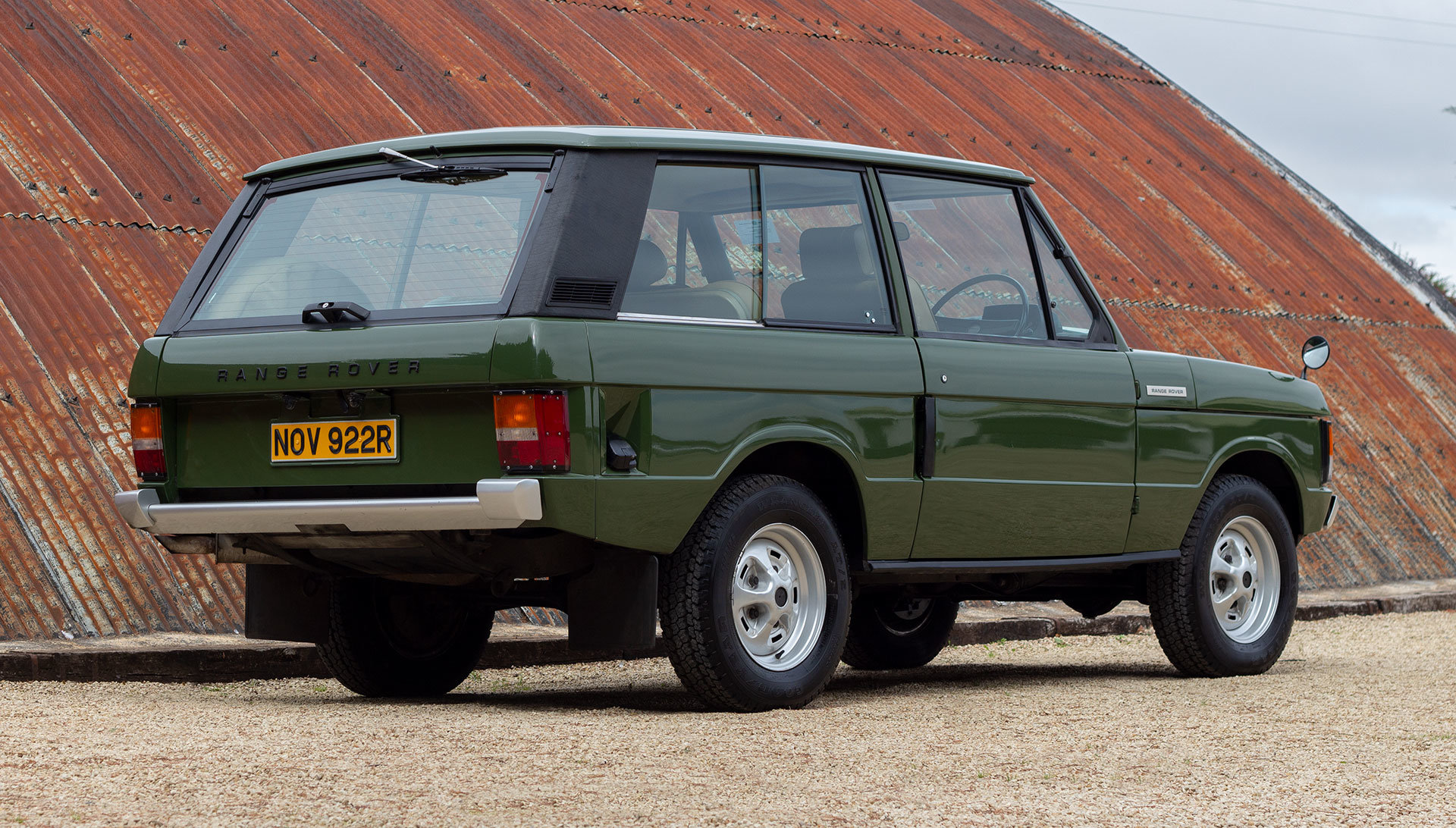 1976 Range Rover Suffix D For Sale (picture 6 of 20)