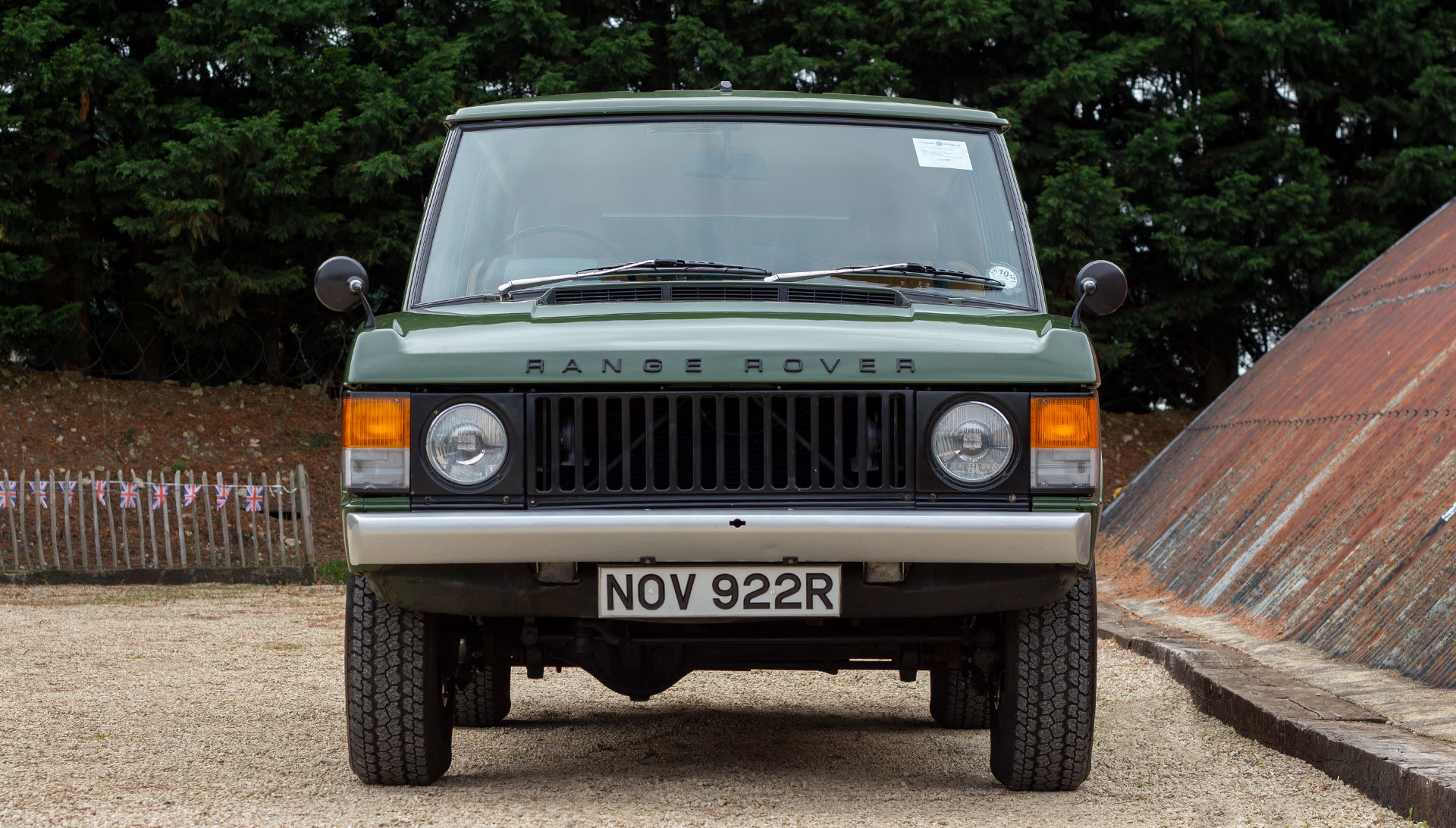1976 Range Rover Suffix D For Sale (picture 7 of 20)