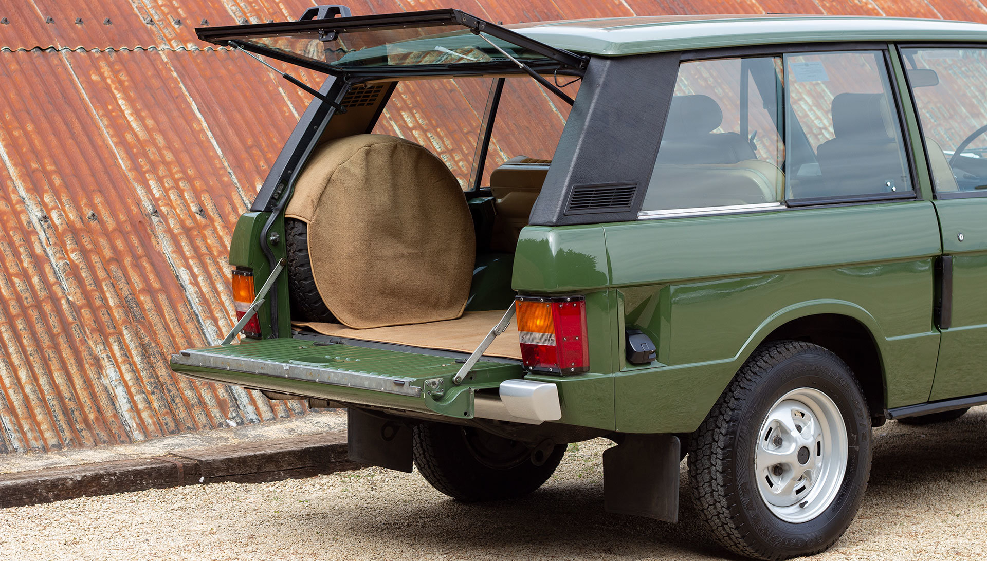 1976 Range Rover Suffix D For Sale (picture 8 of 20)