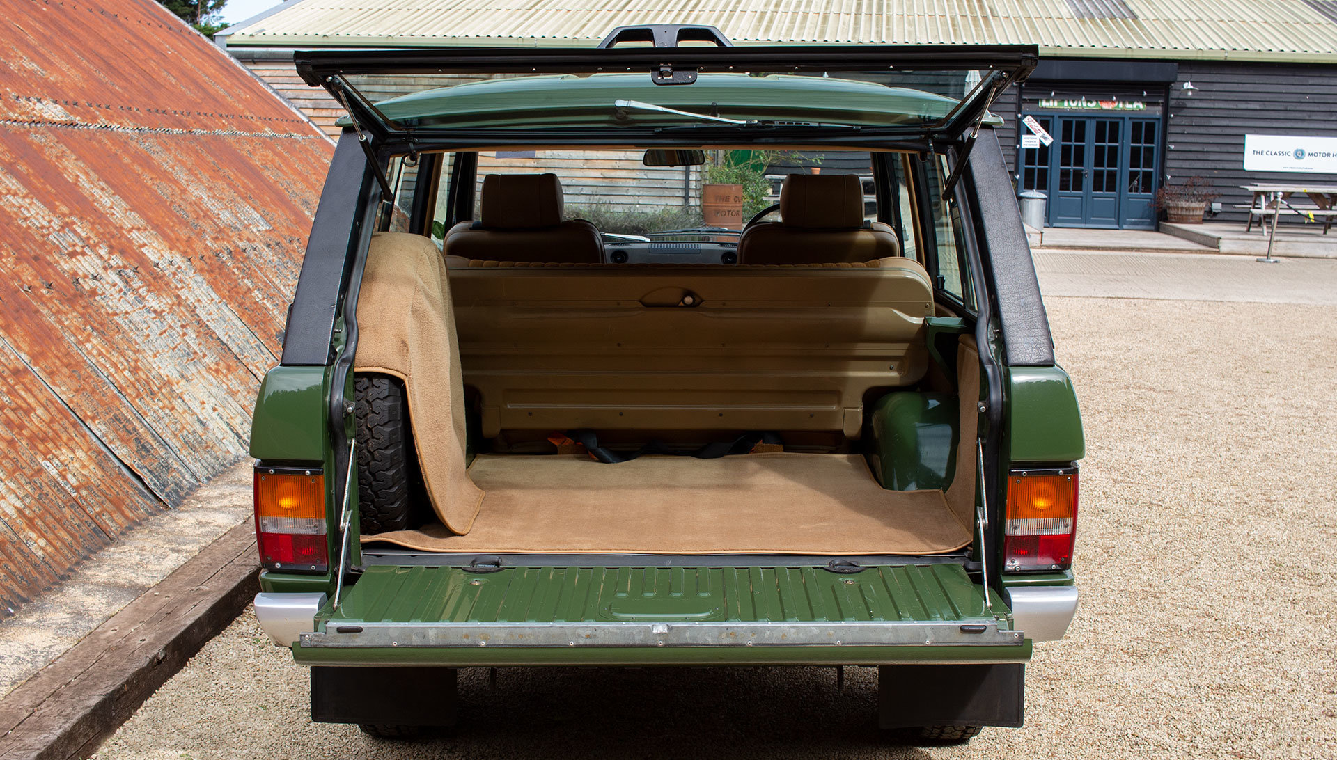 1976 Range Rover Suffix D For Sale (picture 9 of 20)