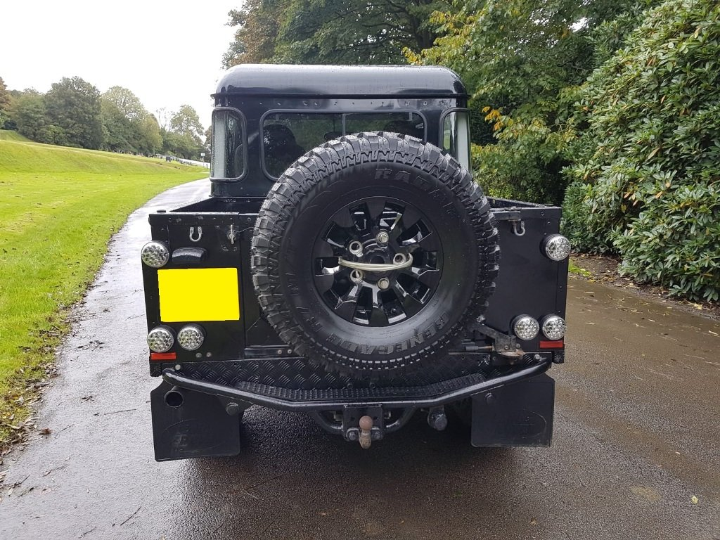 2008 LAND ROVER DEFENDER 110 DOUBLE CAB For Sale (picture 5 of 6)