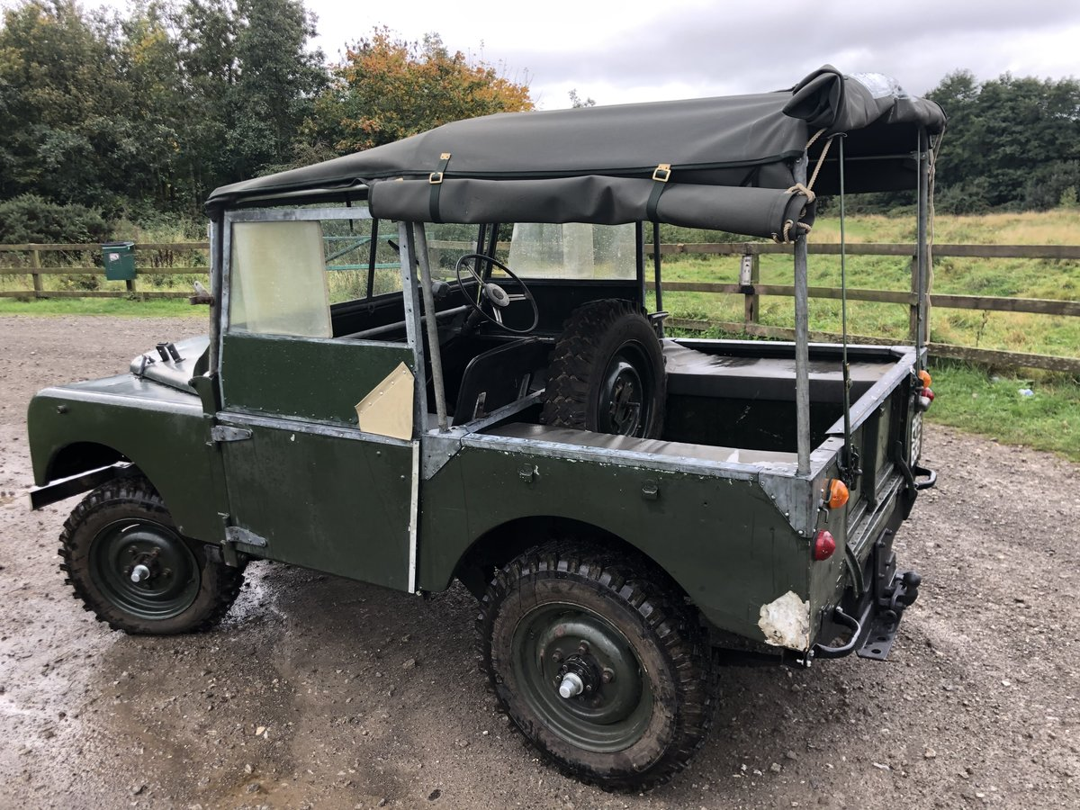 1951 Land Rover Series 1 80 For Sale (picture 3 of 6)