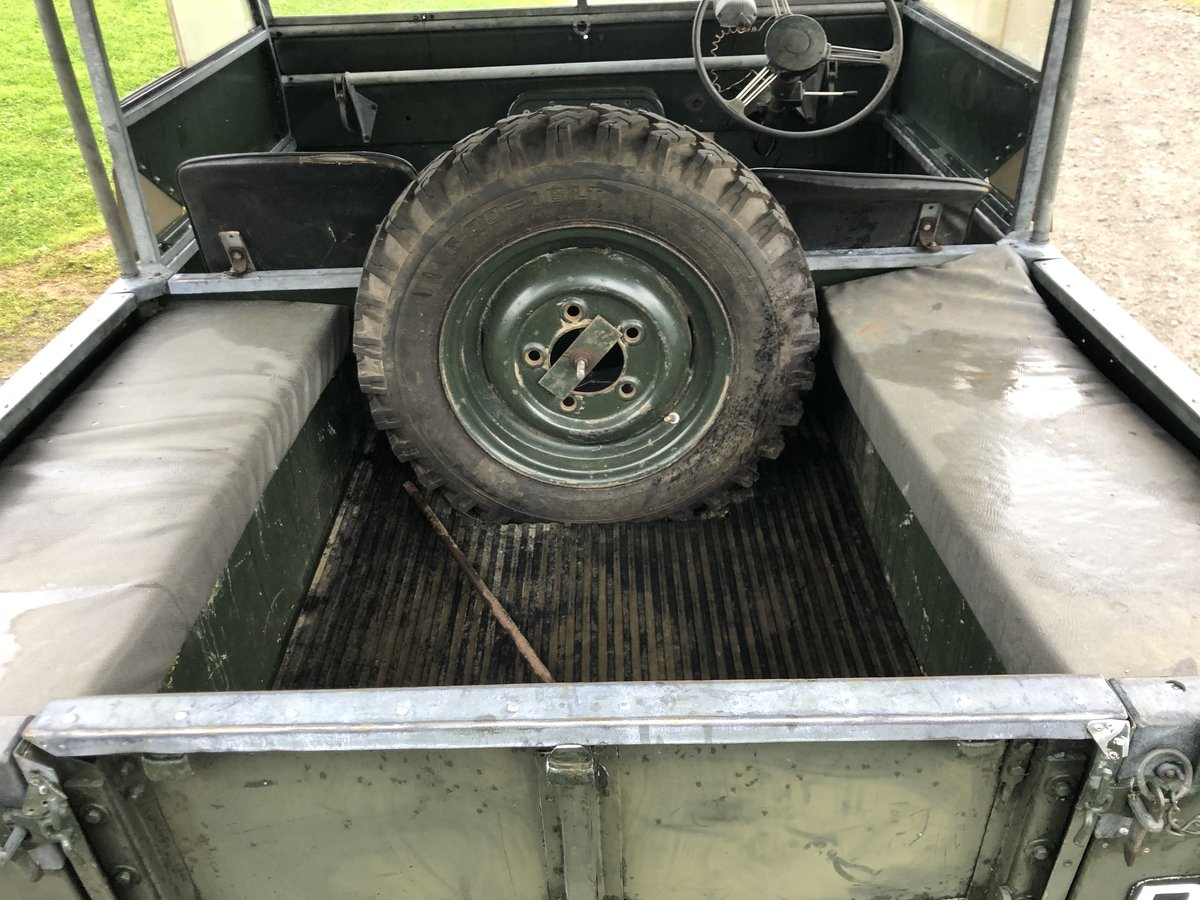 1951 Land Rover Series 1 80 For Sale (picture 5 of 6)