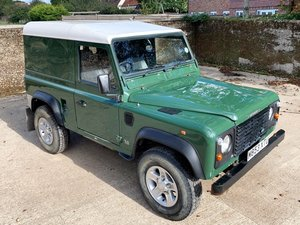 Picture of 1995 Defender 90 300TDi hardtop+1 owner since 2001 SOLD