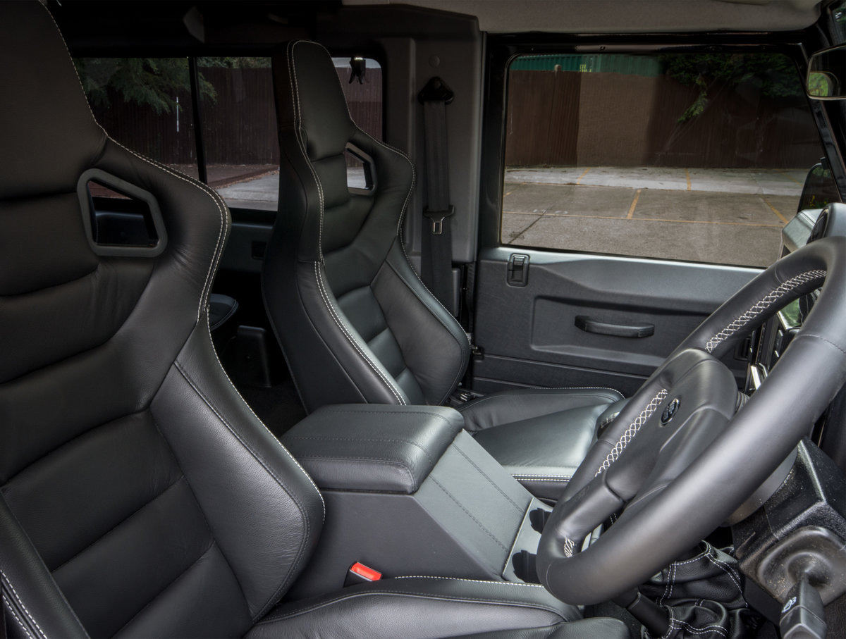 2012 LAND ROVER DEFENDER 90 XS | TWEAKED URBAN EDITION For Sale (picture 2 of 4)