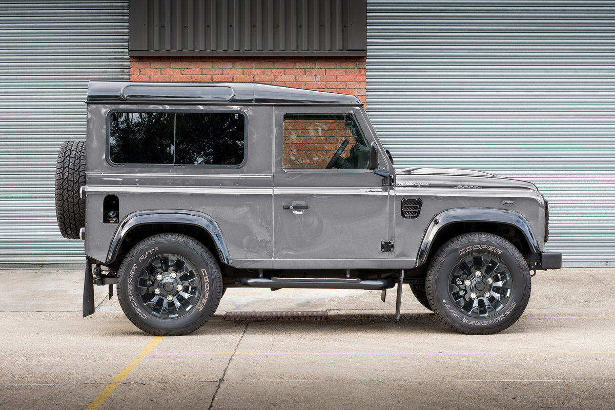2012 LAND ROVER DEFENDER 90 XS | TWEAKED URBAN EDITION For Sale (picture 1 of 4)