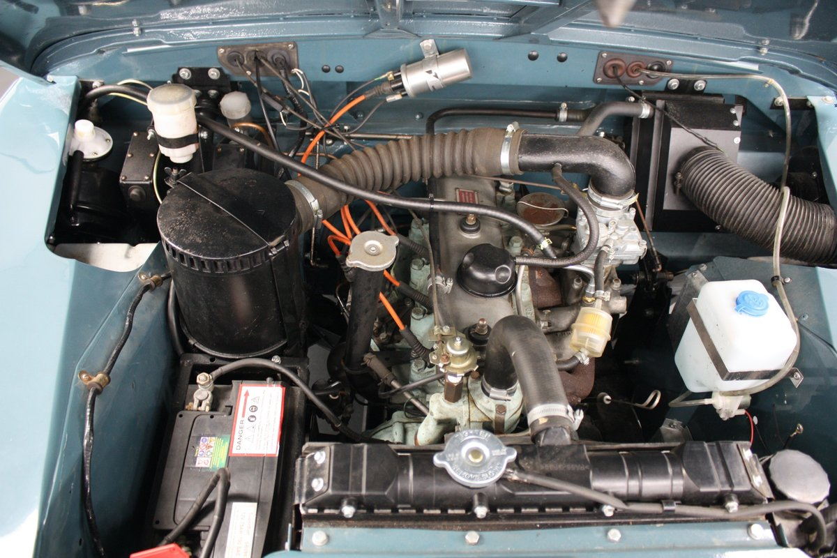 """Land Rover 88"""" Series III  2.25 Petrol 1975, 4 Speed Manual. For Sale (picture 6 of 6)"""