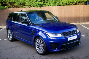 Picture of 2015/65 Range Rover Sport SVR For Sale