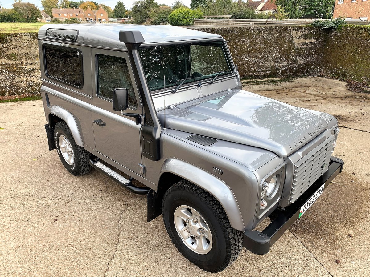 2012/62 Defender 90 2.2TDCi XS Station Wagon +nice history For Sale (picture 1 of 6)