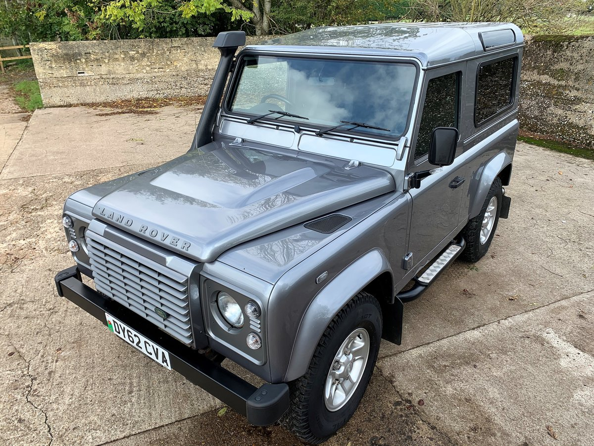 2012/62 Defender 90 2.2TDCi XS Station Wagon +nice history For Sale (picture 2 of 6)