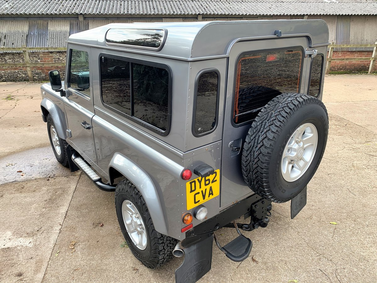 2012/62 Defender 90 2.2TDCi XS Station Wagon +nice history For Sale (picture 3 of 6)