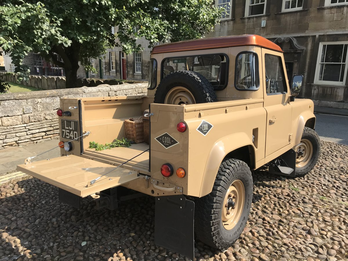1989 Retro Land Rover 90 Cool N' Vintage Extremely Rare For Sale (picture 4 of 6)