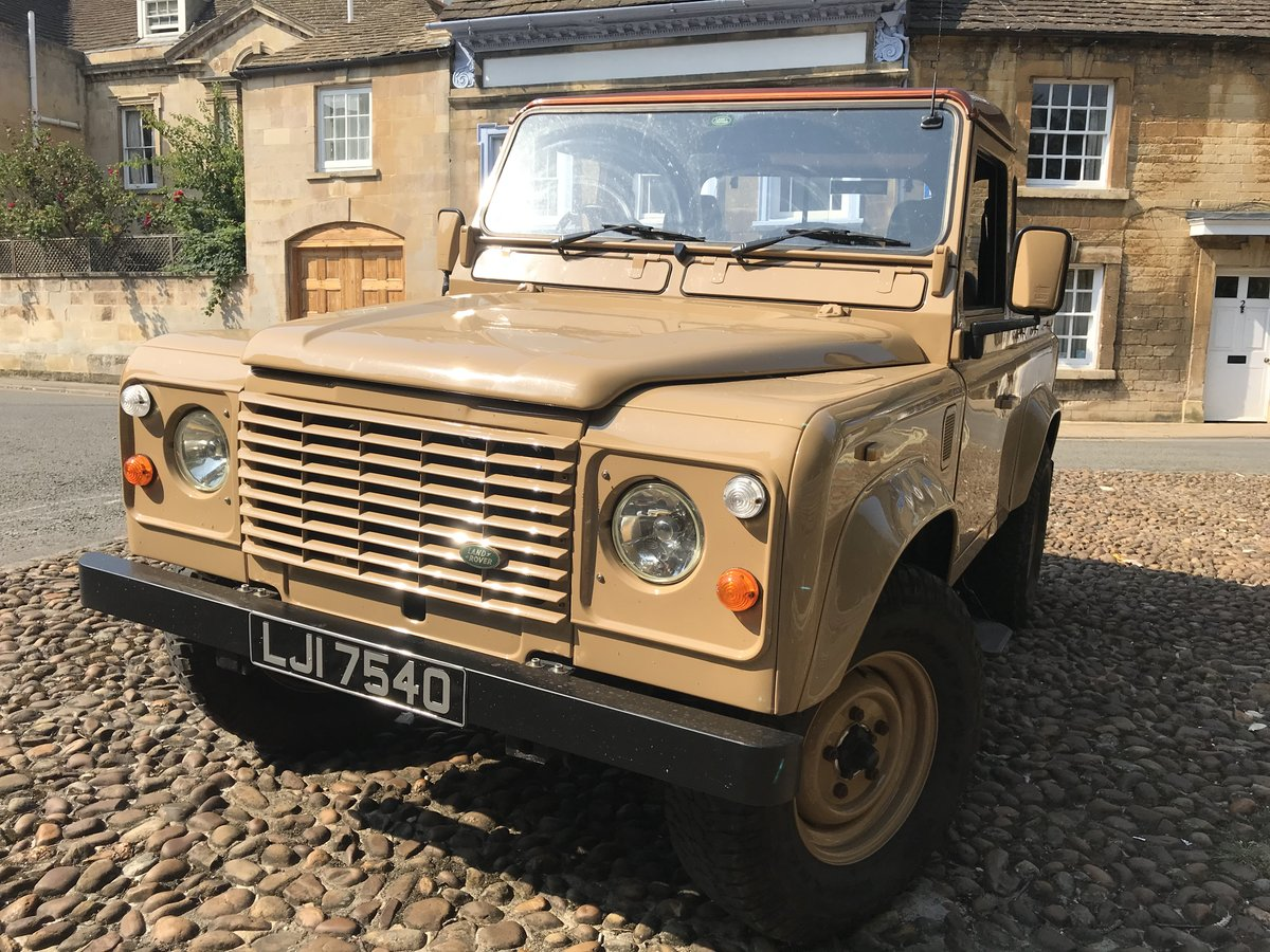 1989 Retro Land Rover 90 Cool N' Vintage Extremely Rare For Sale (picture 6 of 6)