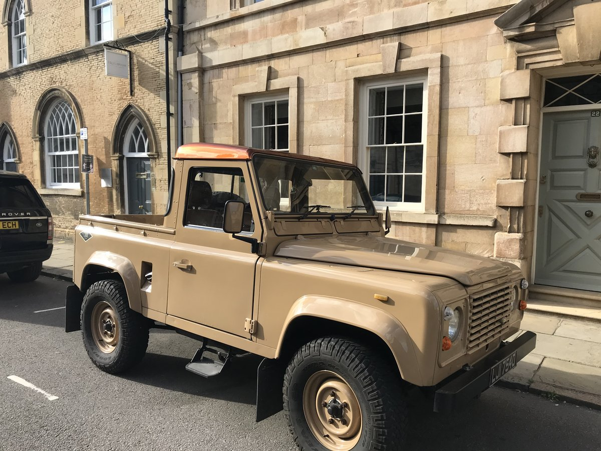 1989 Retro Land Rover 90 Cool N' Vintage Extremely Rare For Sale (picture 2 of 6)
