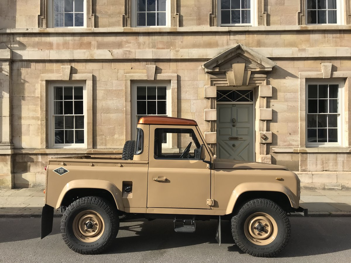 1989 Retro Land Rover 90 Cool N' Vintage Extremely Rare For Sale (picture 1 of 6)