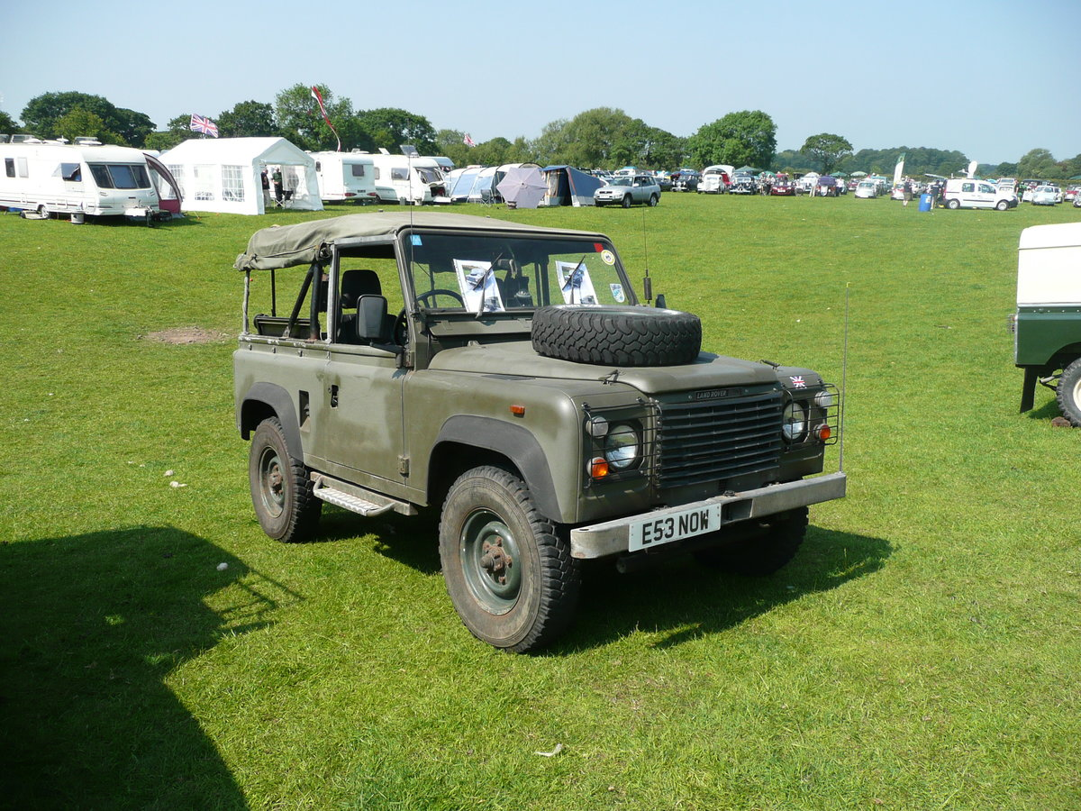 1987 Ex military  Land Rover 90 For Sale (picture 1 of 4)