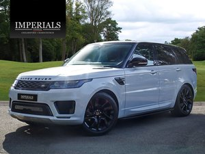Picture of 2019 19 Land Rover RANGE ROVER SPORT
