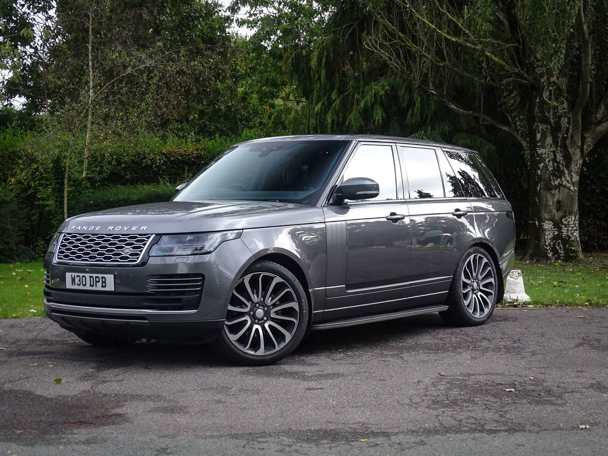 2018 Land Rover RANGE ROVER For Sale (picture 1 of 20)