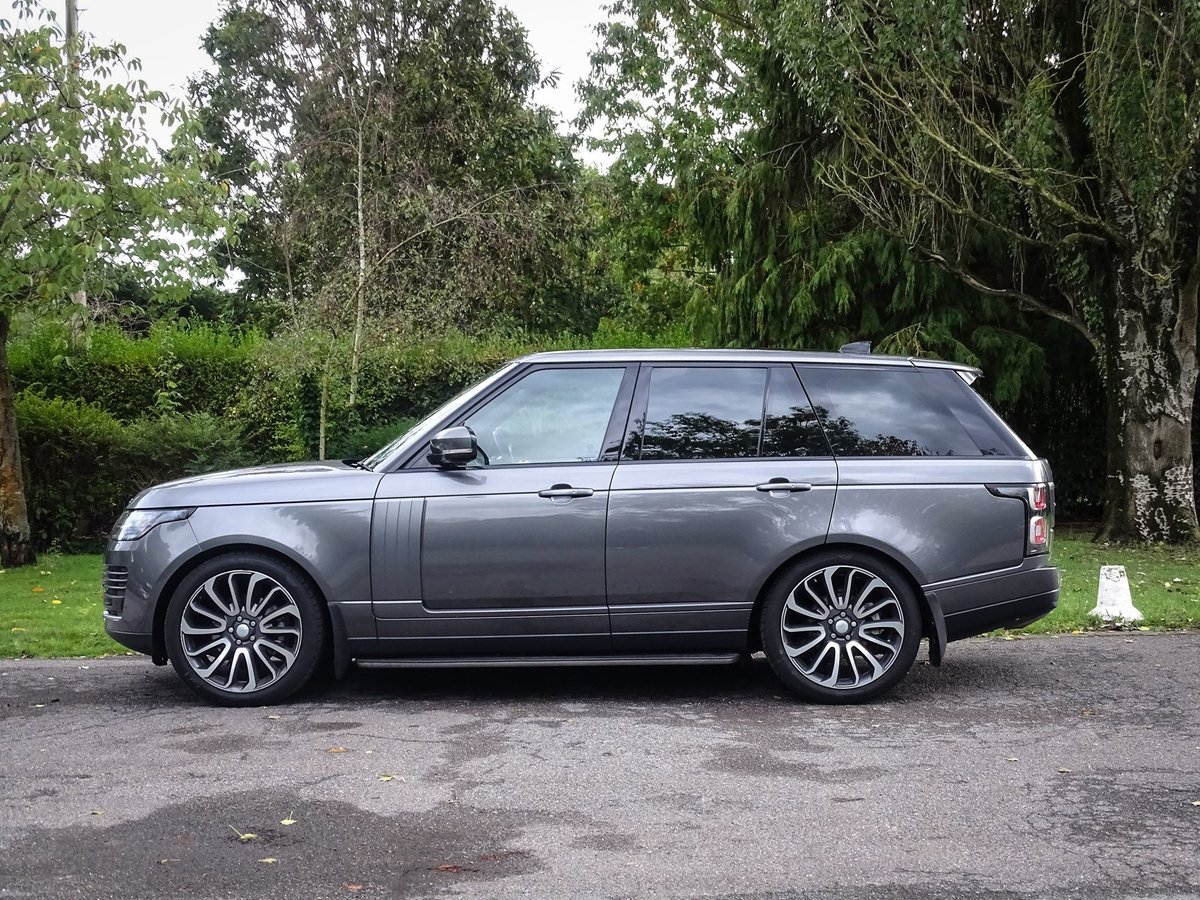 2018 Land Rover RANGE ROVER For Sale (picture 2 of 20)
