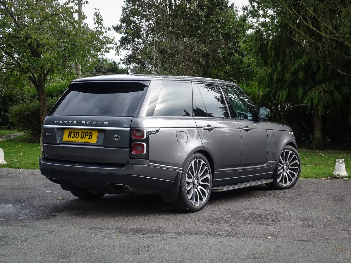 2018 Land Rover RANGE ROVER For Sale (picture 5 of 20)