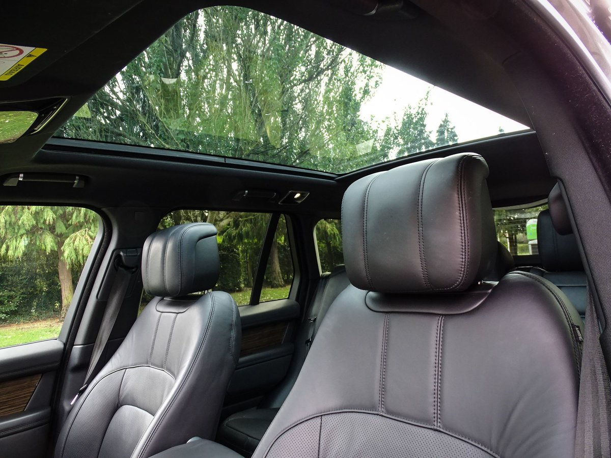 2018 Land Rover RANGE ROVER For Sale (picture 13 of 20)