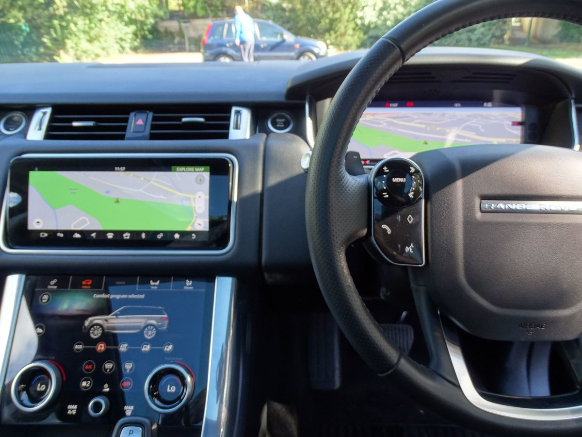 201868 Land Rover RANGE ROVER SPORT For Sale (picture 10 of 20)